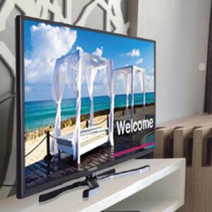 directorio televisivo para hotel en su canal interno con info channel